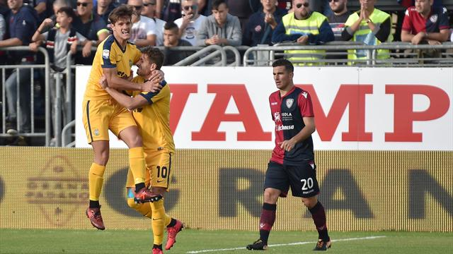 Hellas Verona, Pecchia: