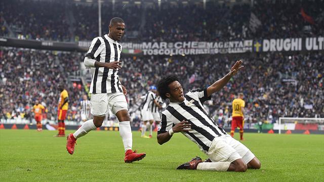 """Cuadrado: """"Contro l'Inter la Juventus farà una grande partita: vogliamo vincere"""""""