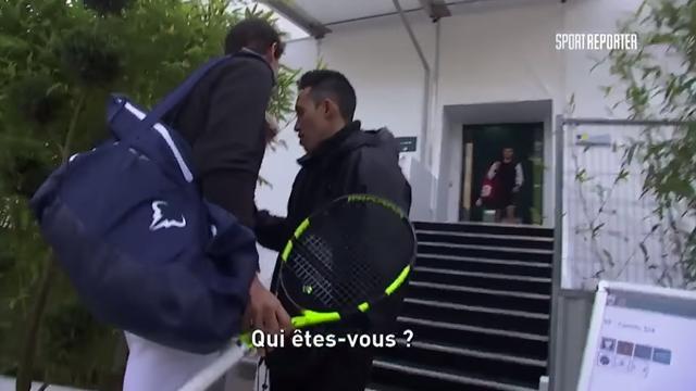 «Кто вы такой? – Надаль». Секьюрити не пускал Рафу на стадион и требовал аккредитацию