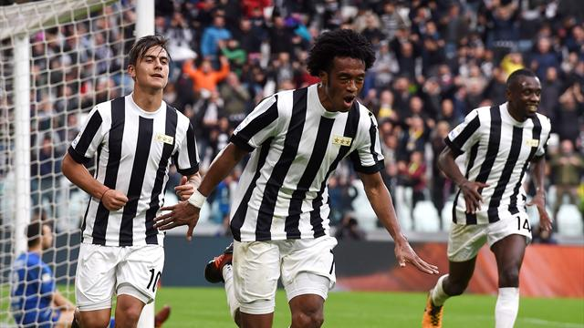Juventus survive huge scare against Benevento
