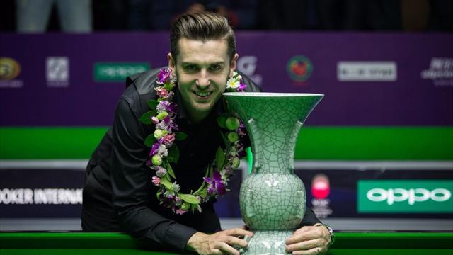 Селби выиграл 13-й рейтинговый турнир в карьере