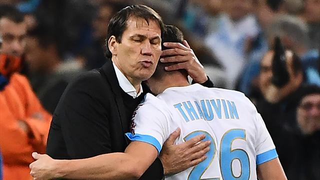 """Thauvin : """"Tout le groupe est derrière le coach"""""""