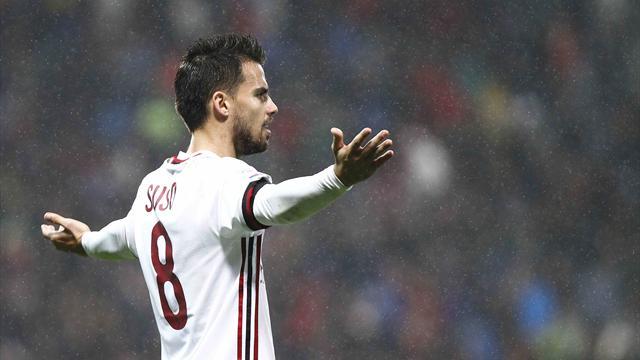 Suso, ora il Milan è più squadra