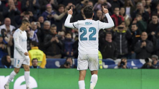 LaLiga, Real Madrid-Las Palmas: La puntería está en el medio (3-0)
