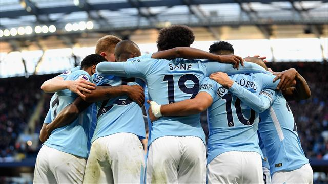 Manchester City enregistre des revenus records