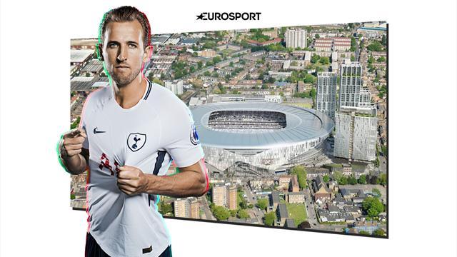 «У «Арсенала» собачья будка в сравнении с нашей ареной». Ультрасовременный дом «Тоттенхэма»