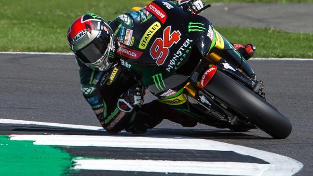 Folger bald wieder in der MotoGP?