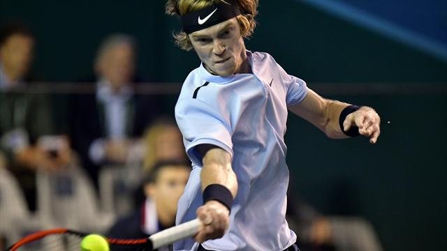 Los 8 mejores tenistas Sub-21 del mundo se dan cita en el Next Gen de Milán