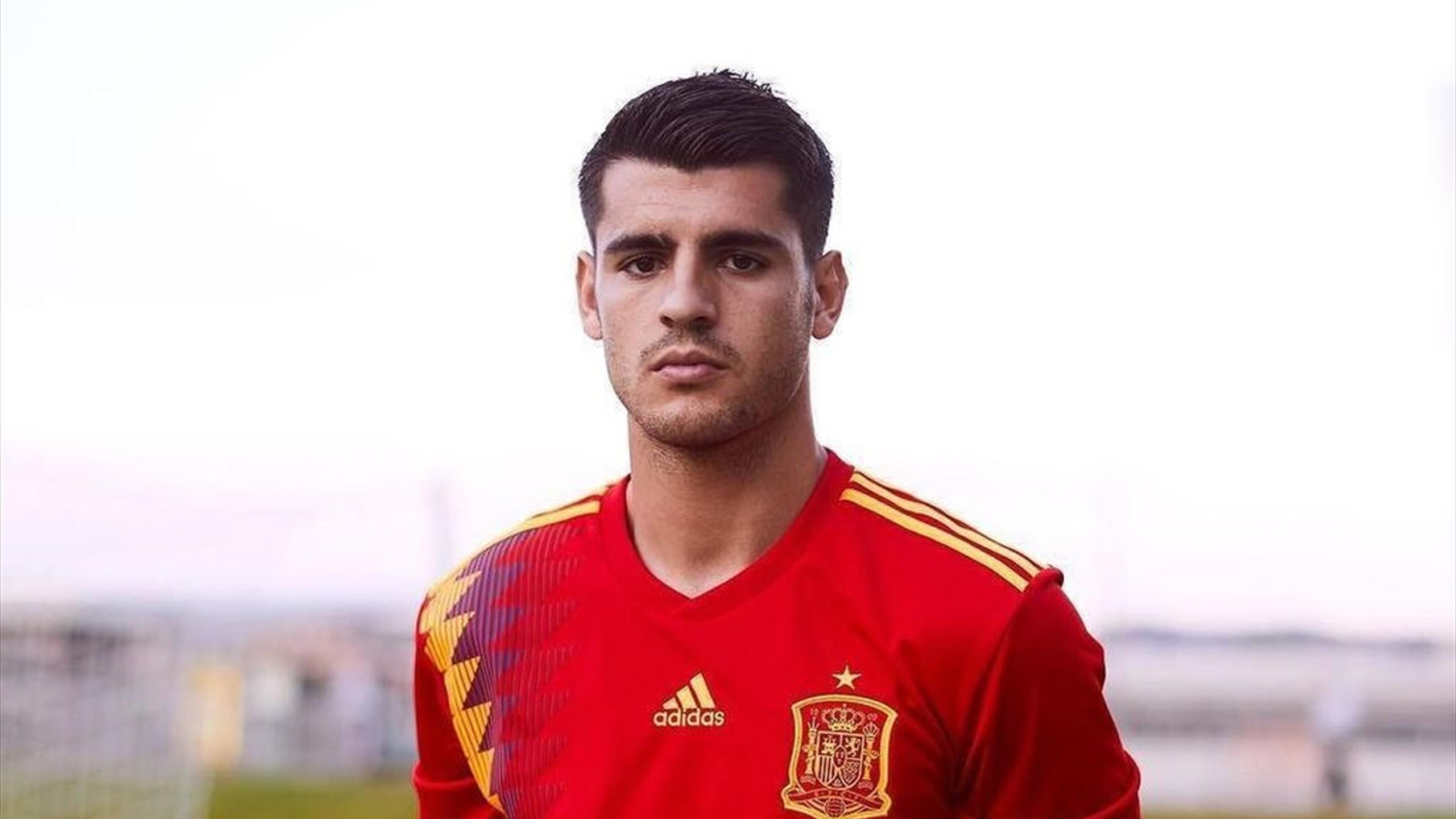Maillot equipe de Espagne nouveau