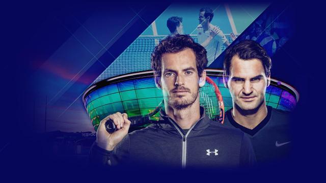 Eurosport 1 покажет благотворительный матч Маррея с Федерером 7 ноября