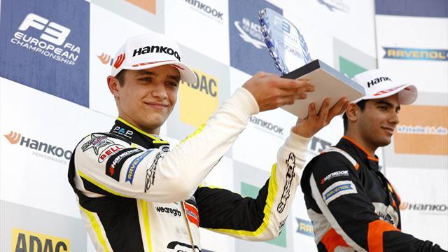Nachwuchs-Star Norris wird Testfahrer bei McLaren