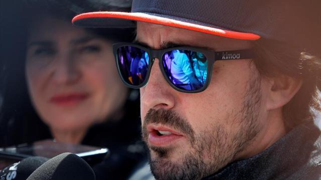 """Alonso: """"Interlagos es una buena oportunidad para puntuar"""""""