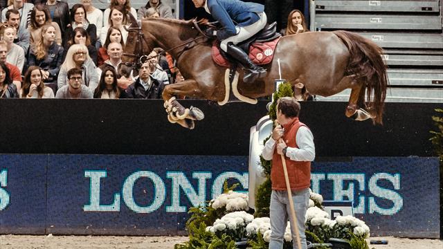 Delestre soars to victory in Lyon