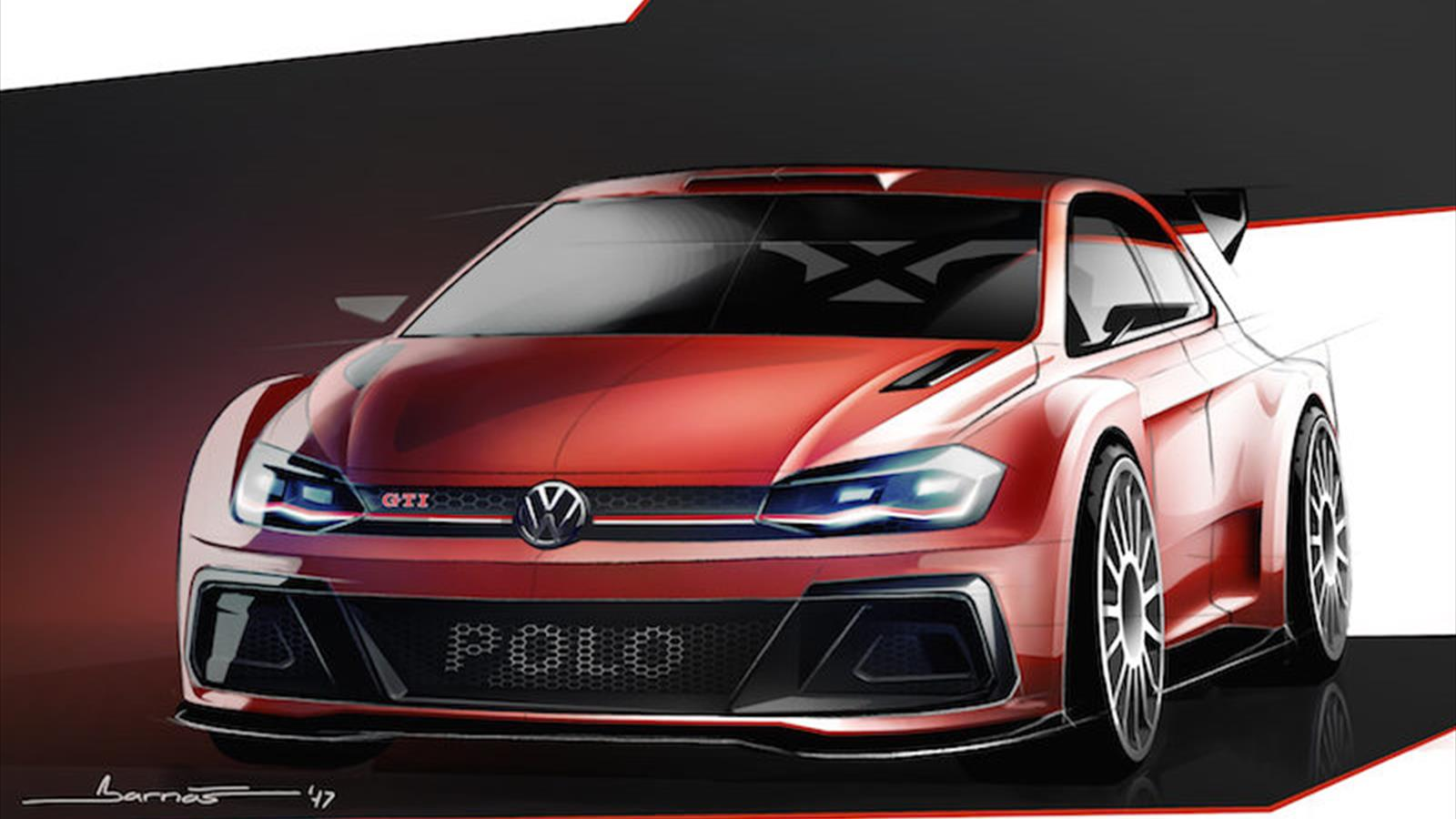 coming soon to the erc volkswagen s all new polo gti r5 erc eurosport. Black Bedroom Furniture Sets. Home Design Ideas
