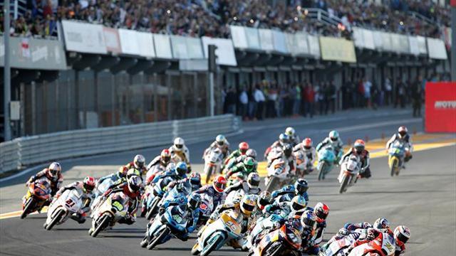 Cheste acogerá los dos primeros entrenamientos MotoGP de la campaña 2018
