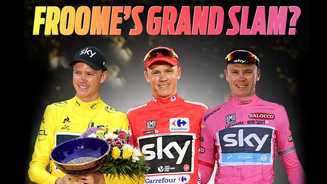 Chris Froome's incredible dream: The 'Tiger Slam'