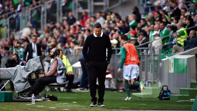 Coaching, communication, résultats : comment Garcia a mis les Verts dans le rouge