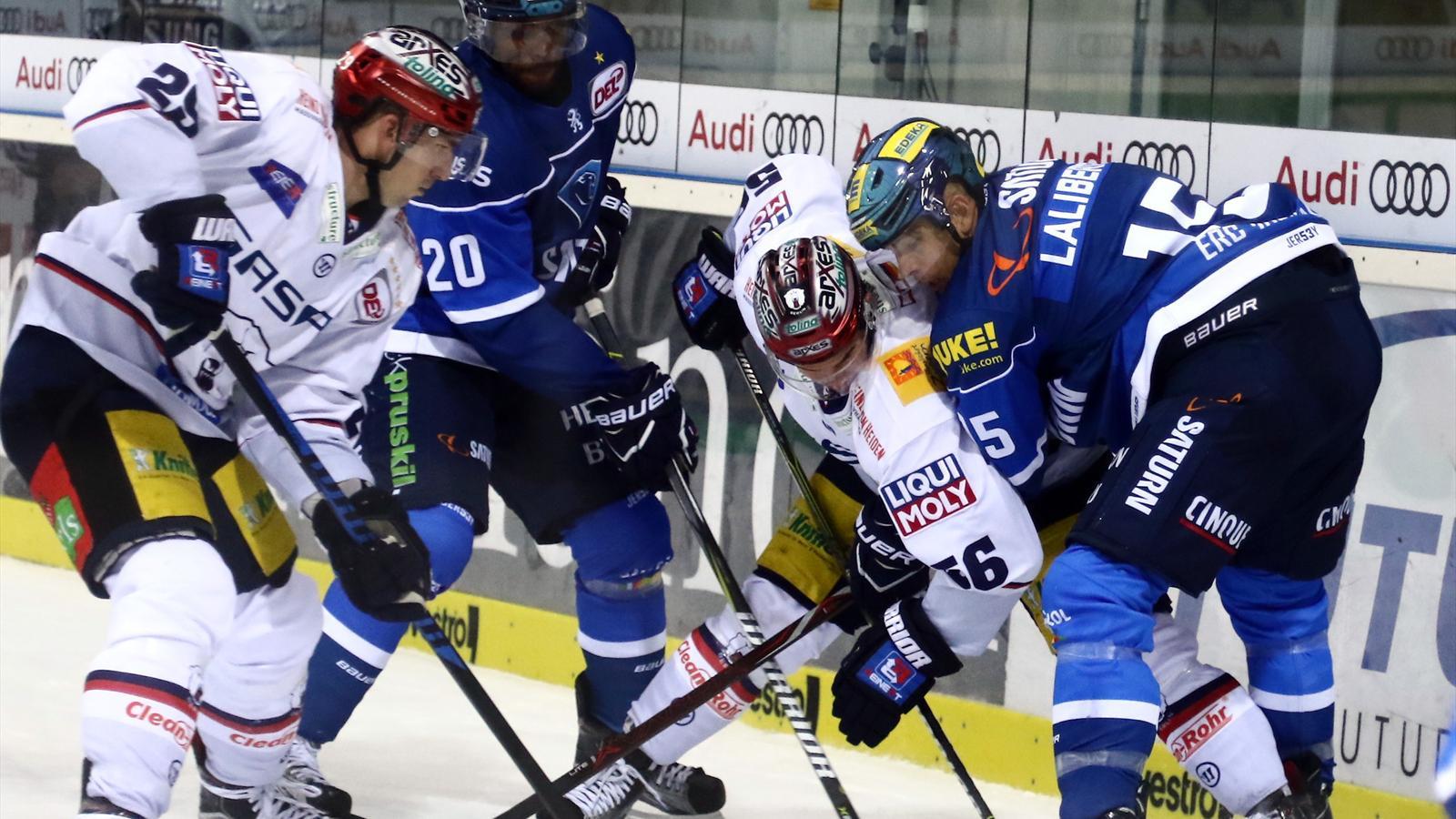 Eishockey Del Ergebnisse Heute