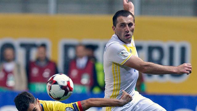 Голы Казахстана и Белоруссии попали в топ-10 квалификации ЧМ-2018 по версии УЕФА