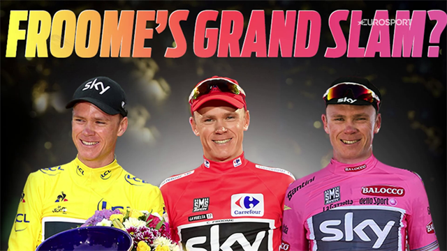Chris Froome enters Giro in bid for 'Tiger Slam'