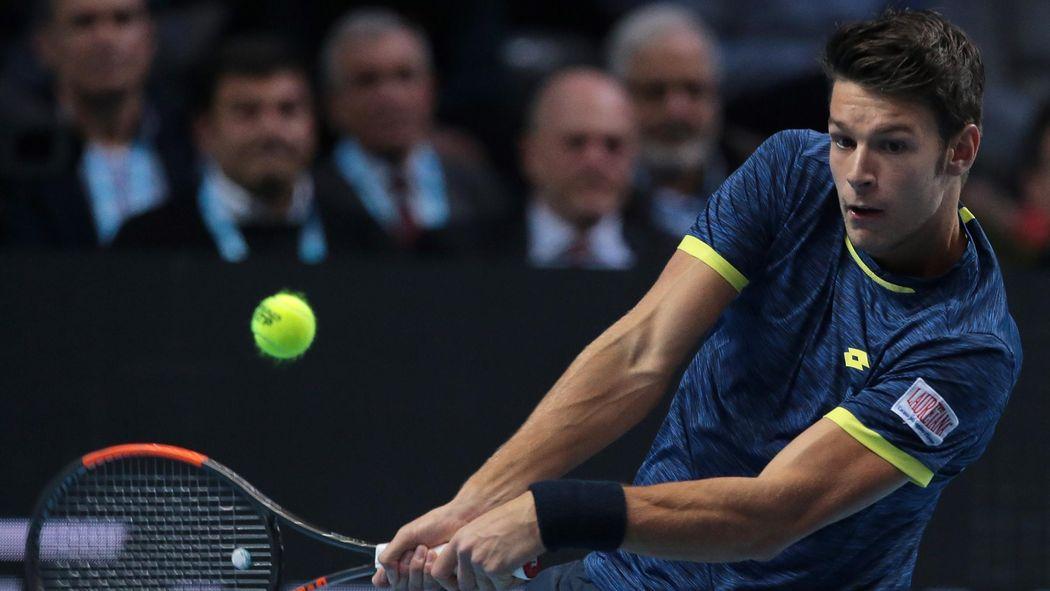 Una Next Gen di piccoli nuovi campioni  Milano riabbraccia il tennis e  riscopre Quinzi - Tennis - Eurosport 5d622ecc79fd