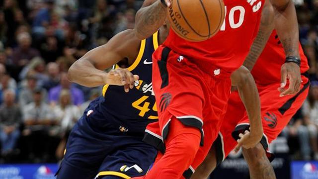 119-114. DeRozan y los Raptors siguen controlando a los Bulls
