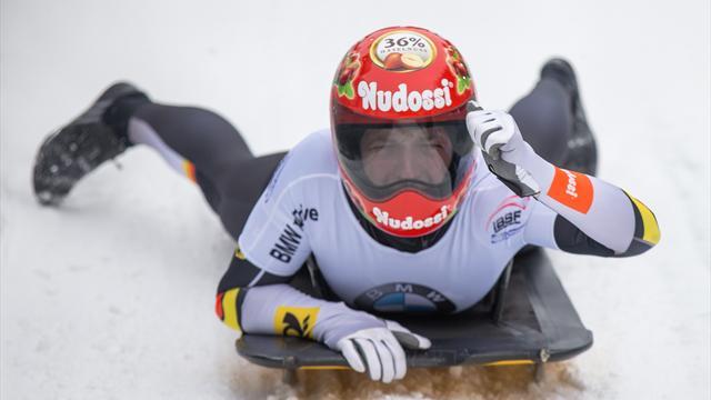 Deutsche Skeleton-Asse unterstreichen Medaillen-Hoffnungen für PyeongChang