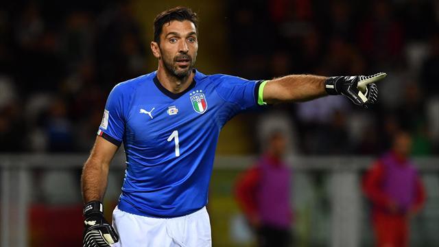 Buffon-Nazionale, non è finita: il capitano dell'Italia verso la convocazione in amichevole