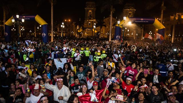 Власти Перу объявят национальный выходной, если сборная выйдет на ЧМ-2018