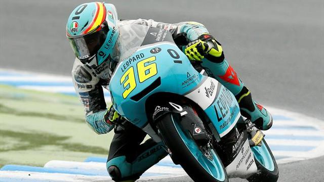 Joan Mir en Valencia en busca del récord de victorias de Rossi