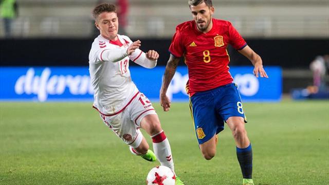 La sub-21 de España, liderada por Dani Ceballos, recibe a Islandia en Murcia