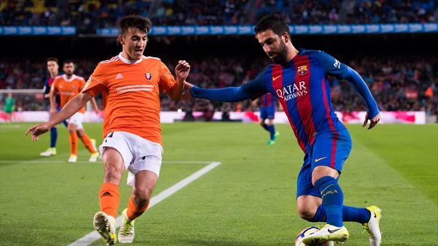 Fanatik: «Барселона» договорилась с «Галатасараем» об аренде Турана