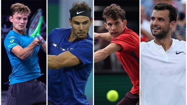 ATP Finals: Las razones por las que Nadal es optimista en su grupo
