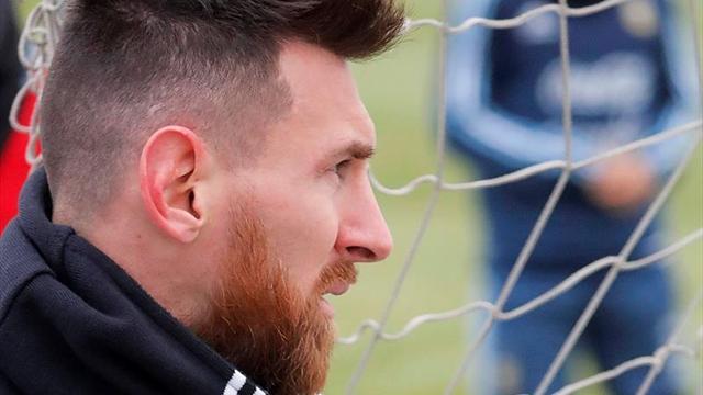 """Messi, sobre el Mundial: """"No me gustaría cruzarme con España"""""""
