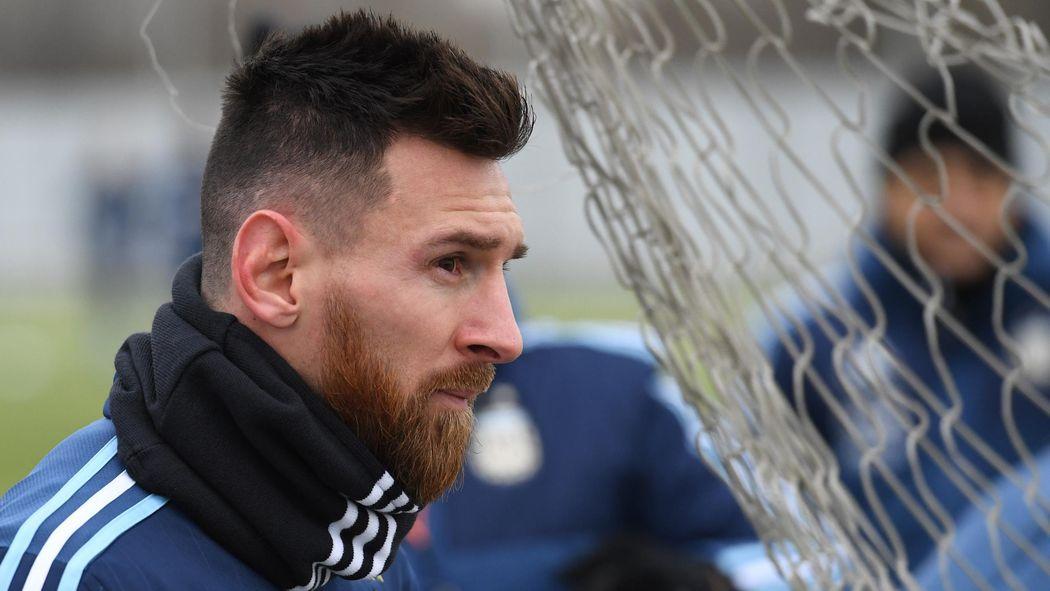 Lionel Messi Reiterates Desire To Fulfil Dream And Return Argentina