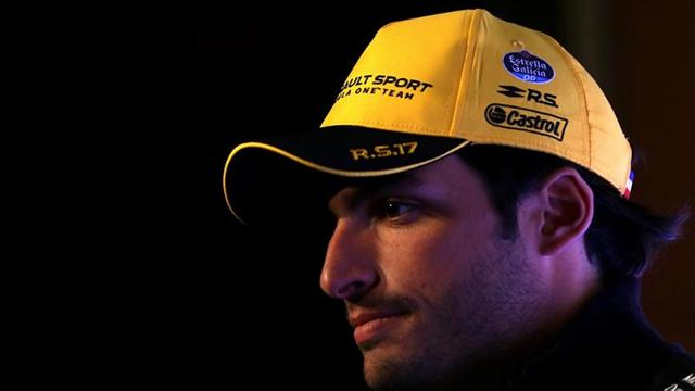 "Carlos Sainz: ""Los rumores de Red Bull no me interesan"""