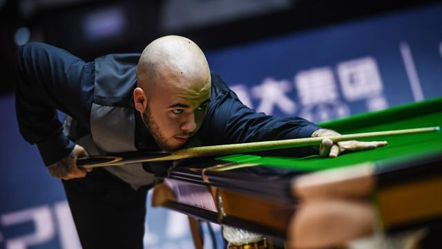 Brecel holds nerve to stun Selby in reaching Champion of Champions semi-finals