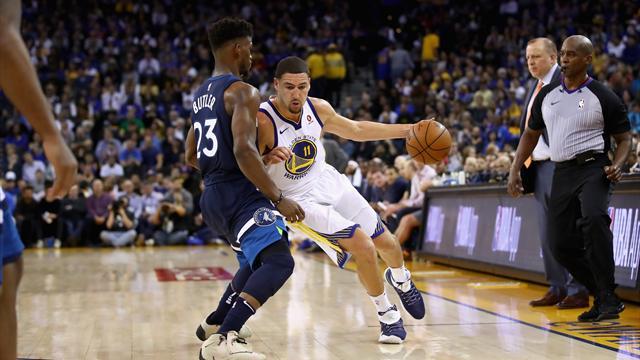 I risultati della notte: decima vittoria di fila per Boston, Golden State vince senza Durant