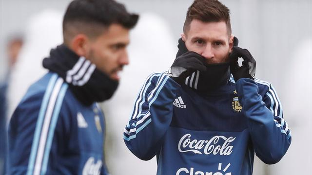 'Angry' Messi slams 'ridiculous' reports