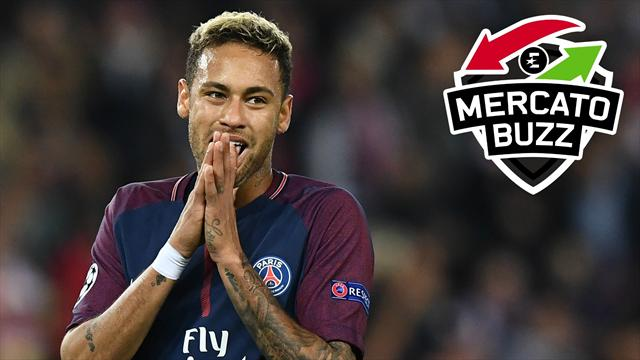 À peine arrivé en Ligue 1, Neymar pourrait déjà repartir en Liga