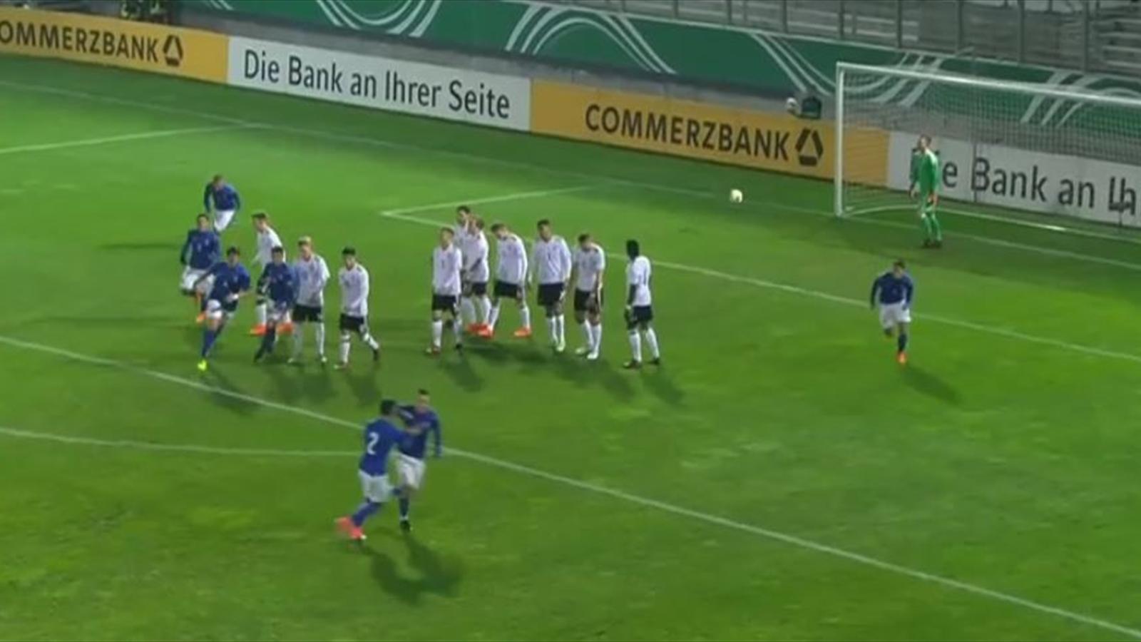 deutschland italien fußball ergebnisse