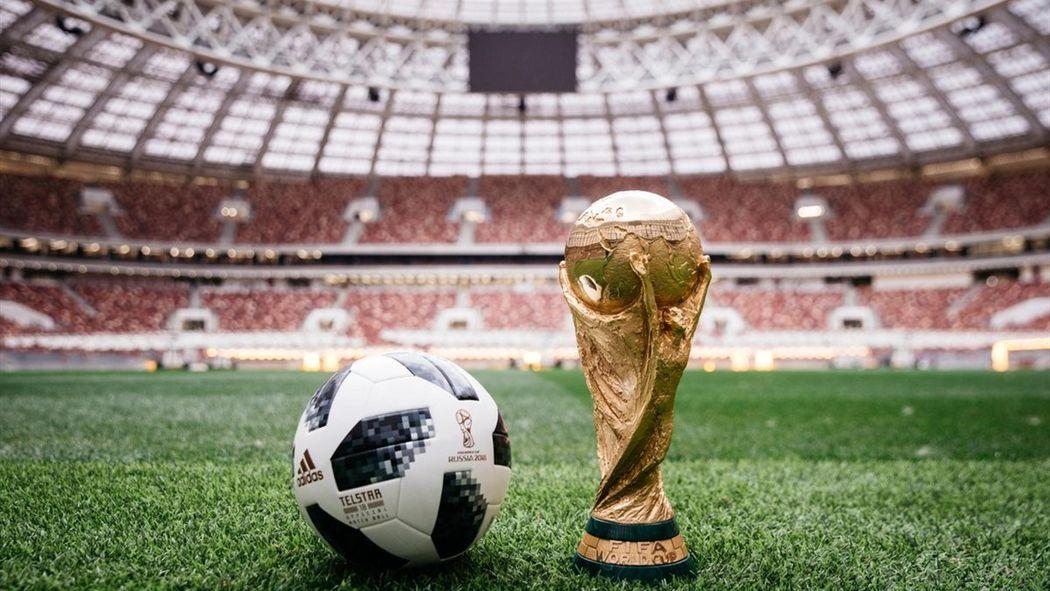 Mundial Rusia 2018  La FIFA presenta el balón del torneo 9fb83cef7ddb8