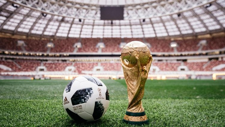 Зинедин Зидан и Лионель Месси представили официальный мяч ЧМ-2018 - ЧМ-2018  - Футбол - Eurosport a315f0253b081