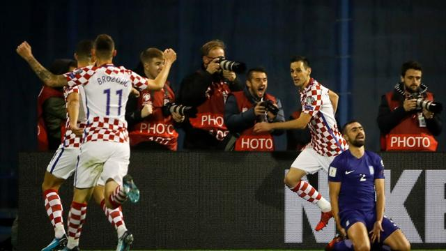 La Croazia si avvicina a Russia 2018: 4-1 alla Grecia, a segno anche Kalinic e Perisic