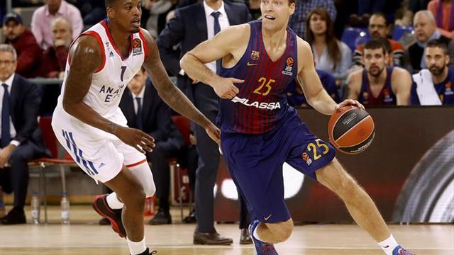 Real Madrid y Barcelona llegan al clásico tras sendas derrotas en Euroliga