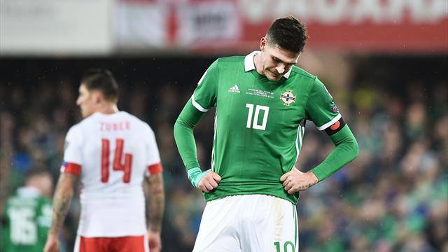 Northern Ireland's Corry Evans, wife apologise for social media post targeting referee
