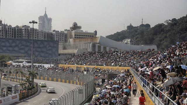 Vista previa de la carrera: Batalla por el título del WTCC en la calles de Macao