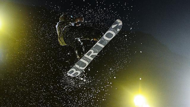 Eurosport 2 ofrecerá en directo el Big Air de Milán con Josito Aragón