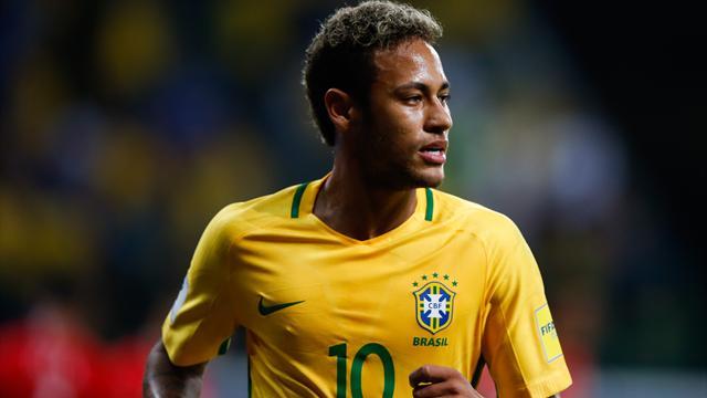 Neymar sera «à 100%» pour l'entrée en lice du Brésil
