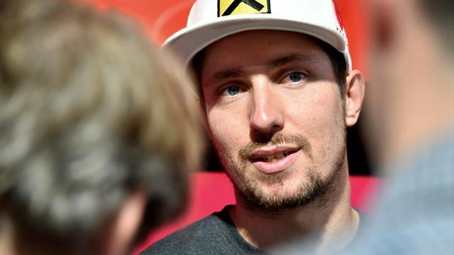 Hirscher sera bien au départ du slalom de Levi